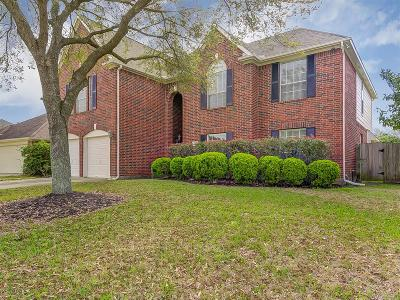 Single Family Home For Sale: 2811 Cross Tide Lane