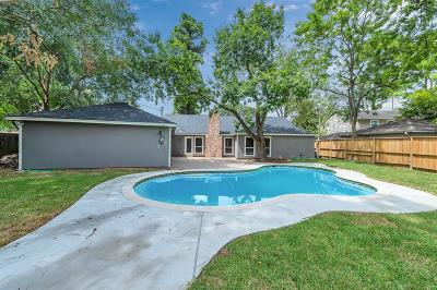 Memorial Single Family Home For Sale: 13631 Taylorcrest Road