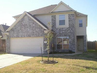 Spring Single Family Home For Sale: 22531 High Point Pines Drive