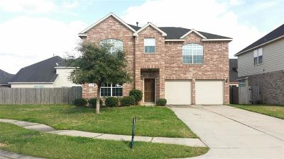 Fort Bend County Single Family Home For Sale: 8411 Satinwood Way