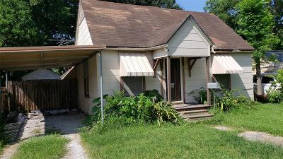 Baytown Single Family Home For Sale: 802 Pearl Street