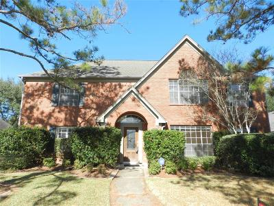 Sugar Land Single Family Home For Sale: 3914 Bratton Street