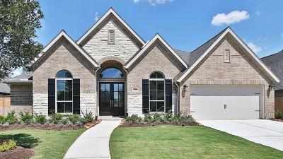 Fulbrook On Fulshear Creek Single Family Home For Sale: 30422 Wild Garden Way Court