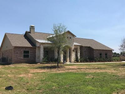 Rosenberg Single Family Home For Sale: 3202 River Ranch South Drive