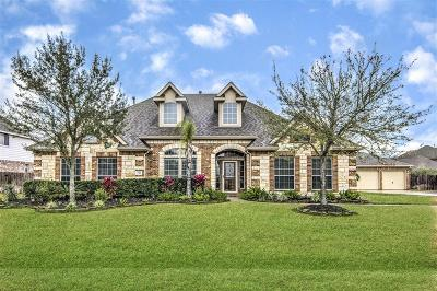 Friendswood Single Family Home For Sale: 2317 Lakeway Drive
