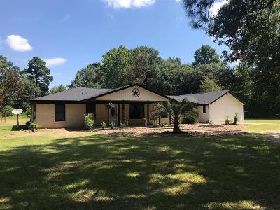 New Caney Single Family Home For Sale: 22261 Dogwood Drive