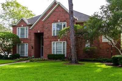 Katy Single Family Home For Sale: 19934 Kellicreek Drive
