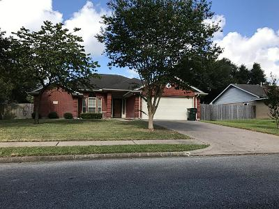 Sealy Single Family Home For Sale: 1409 Quail Hollow