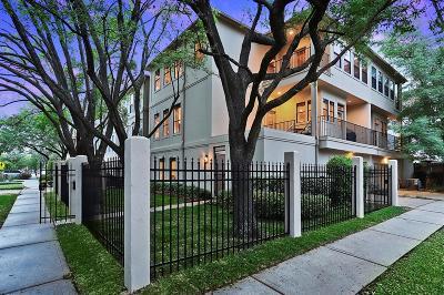 Houston Condo/Townhouse For Sale: 6500 Rodrigo #A
