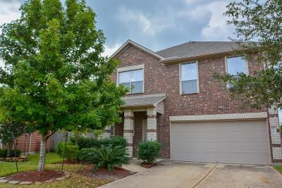 Katy TX Single Family Home For Sale: $187,000