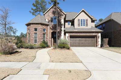 Humble Single Family Home For Sale: 13803 Saddlers Woods Drive