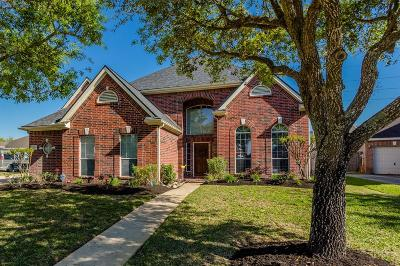 Sugar Land Single Family Home For Sale: 2723 Stonebury Lane