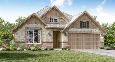 New Caney Single Family Home For Sale: 23688 Alder Branch Lane