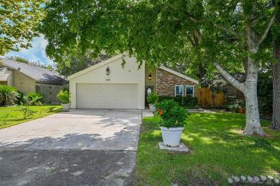 Houston Single Family Home For Sale: 2208 Peppermill Road