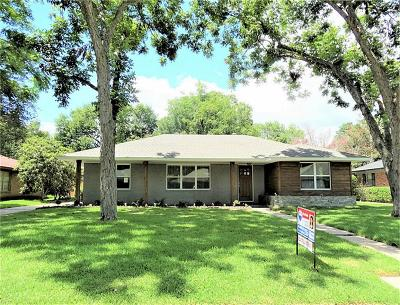 Houston Single Family Home For Sale: 4714 Briarbend Drive