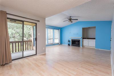 Houston Condo/Townhouse For Sale: 5100 Milwee Street #128