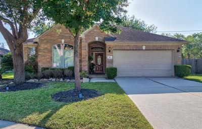 League City Single Family Home For Sale: 105 Ravenknoll Court