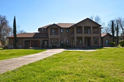 Missouri City Single Family Home For Sale: 721 Double Ridge Crossing