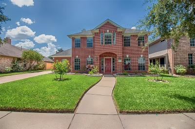 League City Single Family Home For Sale: 125 Misty Morning