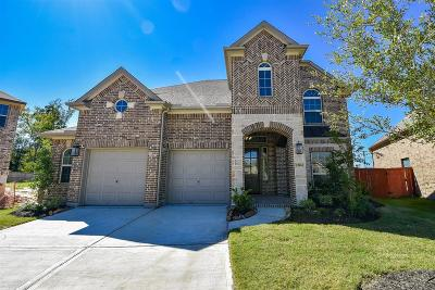 Porter Single Family Home For Sale: 25163 Falling Leaves Drive