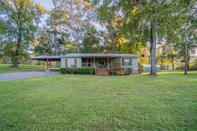 Willis Farm & Ranch For Sale: 14559 Coushatta Trail