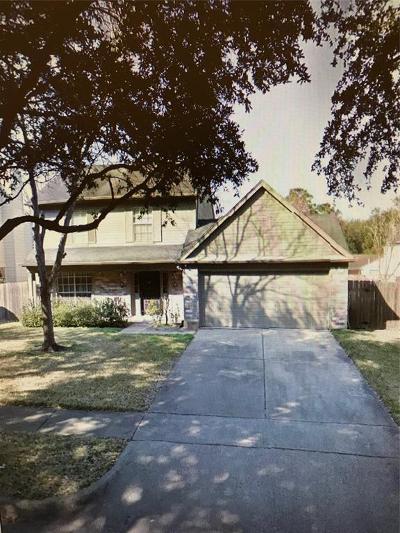 Missouri City Single Family Home For Sale: 4710 Edinburgh Lane