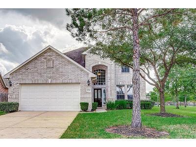 Cinco Ranch Single Family Home For Sale: 25719 Abbotglen Lane