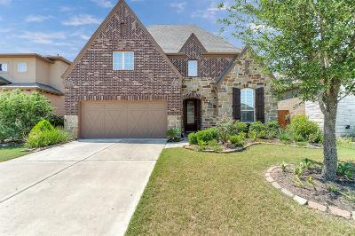 Cypress Single Family Home For Sale: 17815 Olde Oaks Estate Court