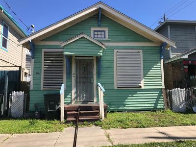 Galveston Rental For Rent: 806 St Mary S Boulevard