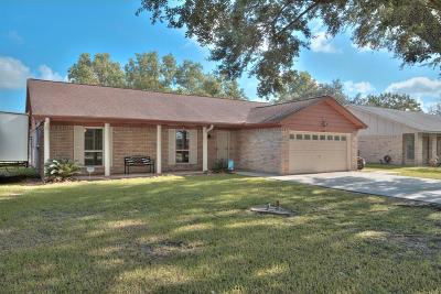 Alvin Single Family Home For Sale: 2704 Westfield Street