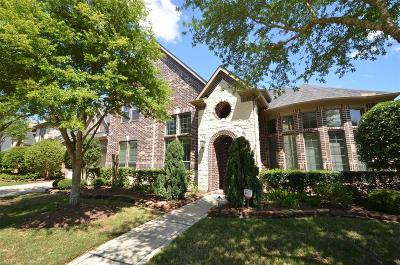 Katy Single Family Home For Sale: 27918 Moss Fern Drive