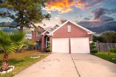 Katy Single Family Home For Sale: 5410 Penzance Court