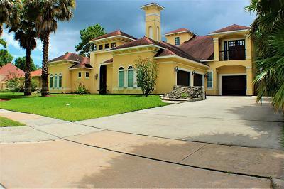 Webster Single Family Home For Sale: 18510 Kings Lynn Street