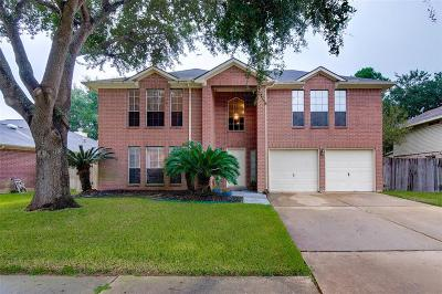 Katy Single Family Home For Sale: 802 Mountain Meadows Drive