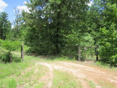 Montgomery Farm & Ranch For Sale: 001 Texas Trace