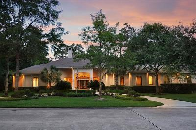 Kingwood Single Family Home For Sale: 18 Holley Ridge Drive