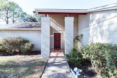 Missouri City Single Family Home For Sale: 16918 Quail Glen Drive