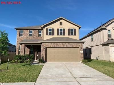 Houston Single Family Home For Sale: 14311 Persimmon Woods Drive