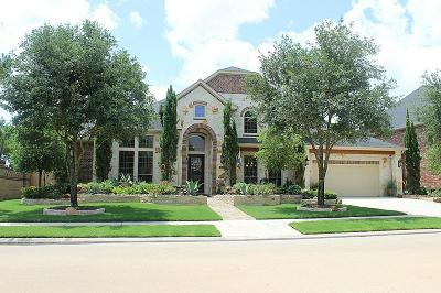 Katy Single Family Home For Sale: 25603 Oakton Springs Drive