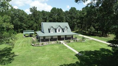 Montgomery Farm & Ranch For Sale: 25040 Gay Lake Rd