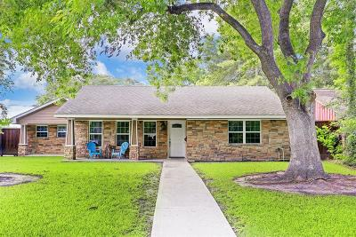 Houston Single Family Home For Sale: 6034 Hornwood Drive