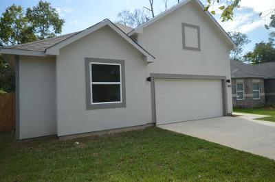 Houston Single Family Home For Sale: 4506 Knoxville Street