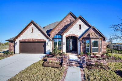 Single Family Home For Sale: 16202 Cedar Grove