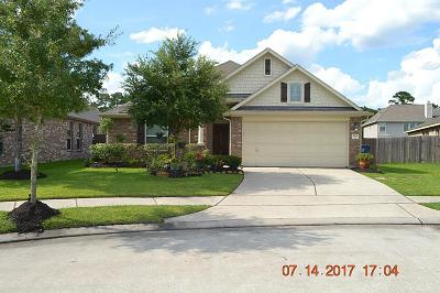 Humble Single Family Home For Sale: 9731 Lockhart Reach Lane