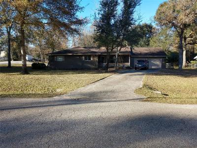 Conroe Single Family Home For Sale: 2305 Stableridge Drive