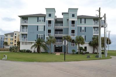 Galveston TX Condo/Townhouse For Sale: $269,000