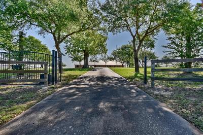 Bellville Farm & Ranch For Sale: 1470 Fm 1456 Road