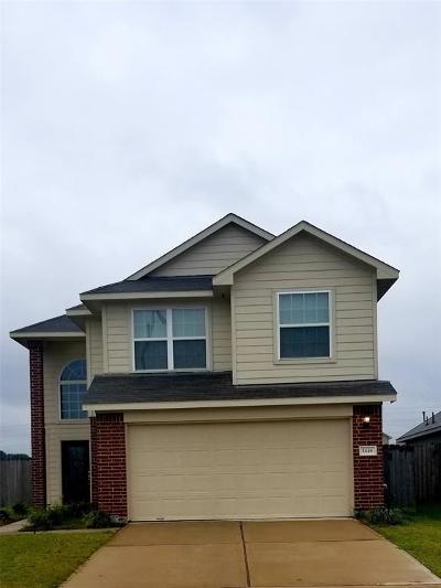 Houston Single Family Home For Sale: 1446 Banbury Court