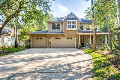 The Woodlands Single Family Home For Sale: 11 Wild Aster Court