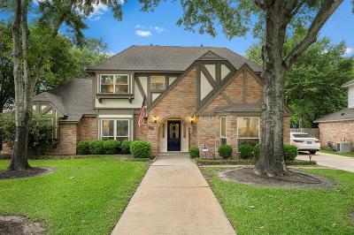 Katy Single Family Home For Sale: 610 Ellingham Drive